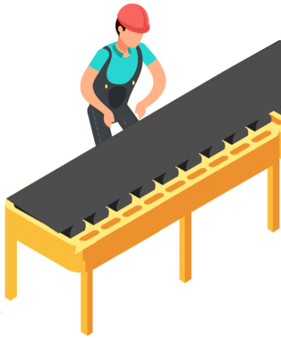Conveyer belt operator 2