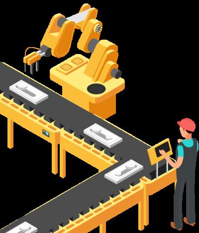 Conveyer belt operator 3